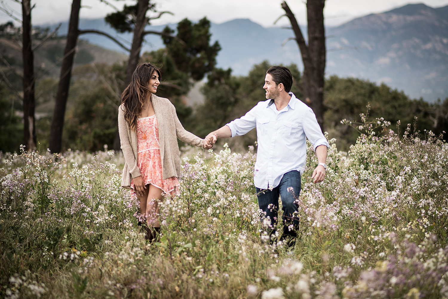 Engagement Photography Santa Barbara